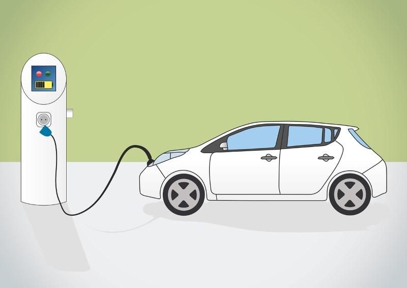 Projekt Wohnen Elektroauto